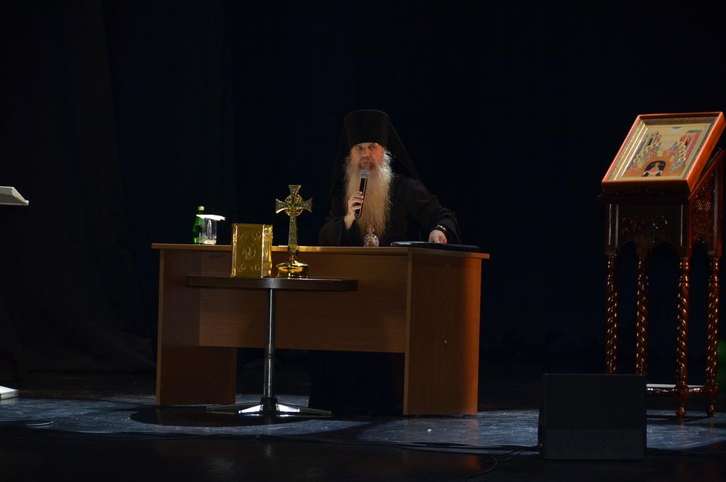 Епархиальное собрание духовенства Каменской епархии