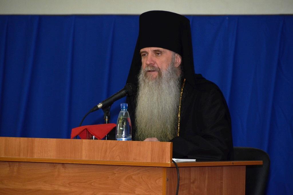 Преосвященный Мефодий — о культурном коде православия