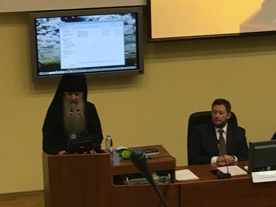 Епископ Мефодий в рамках Рождественских чтений возглавил секцию «Наркомания и ответ Церкви на этот вызов»