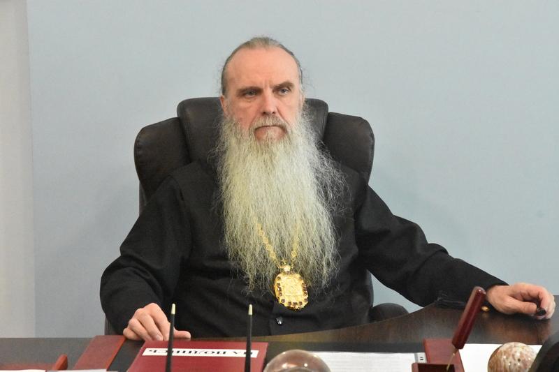 Епископ Каменский и Камышловский Мефодий назначен временно управляющим Алапаевской епархией