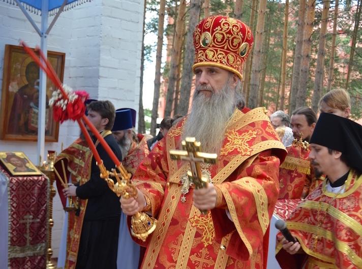 Интервью епископа Каменского и Алапаевского Мефодия накануне исторической даты