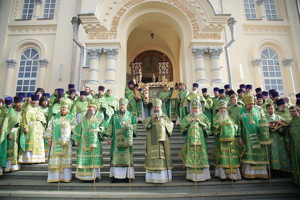 Митрополит Кирилл возглавит праздничные богослужения в дни памяти святого Симеона Верхотурского