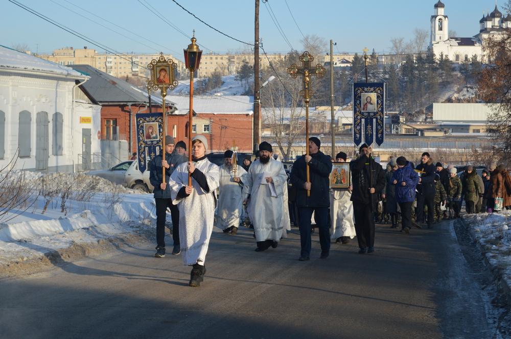 Как пройдет праздник Крещения Господня в Каменске-Уральском