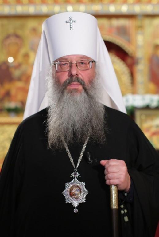 Сердечно поздравляем Владыку Кирилла митрополита Екатеринбургского и Верхотурского с днём рождения!