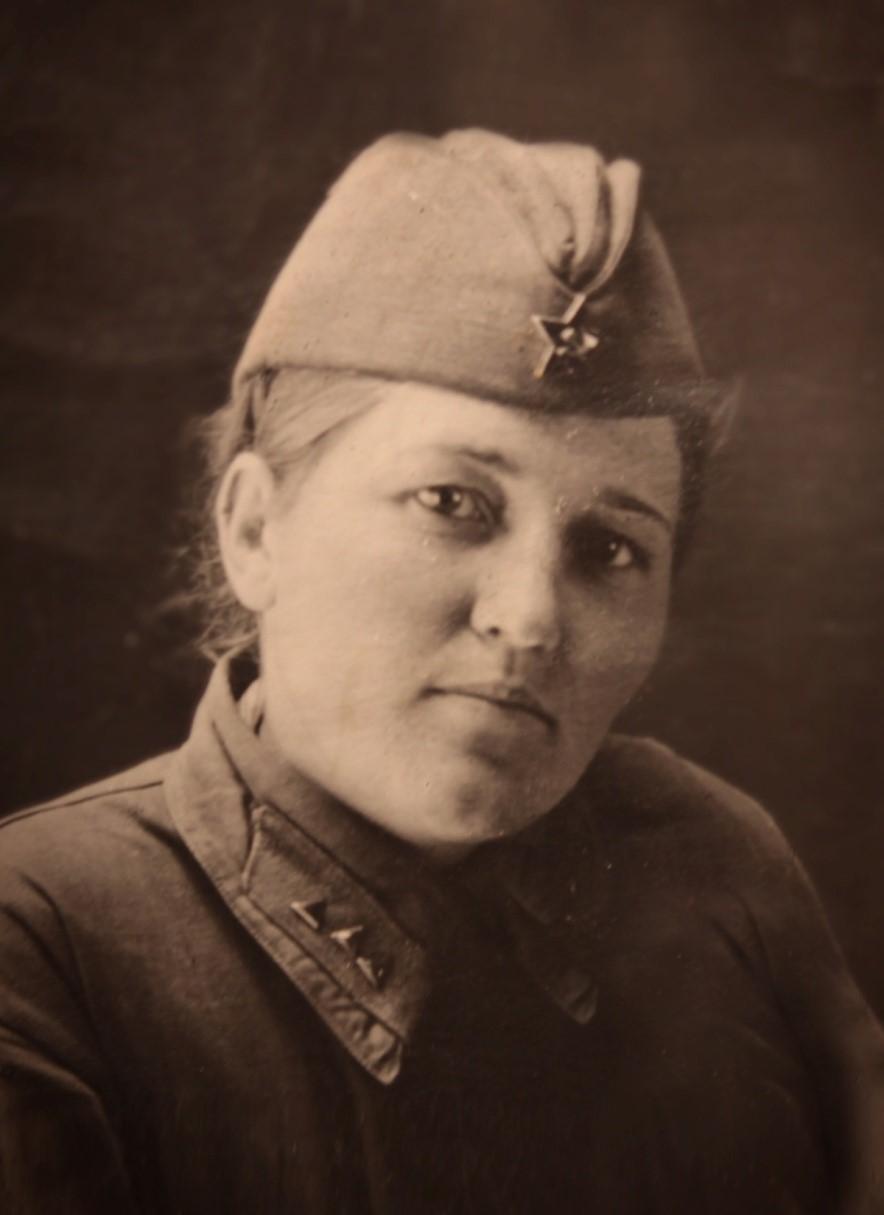 Исакова Анна Афанасьевна