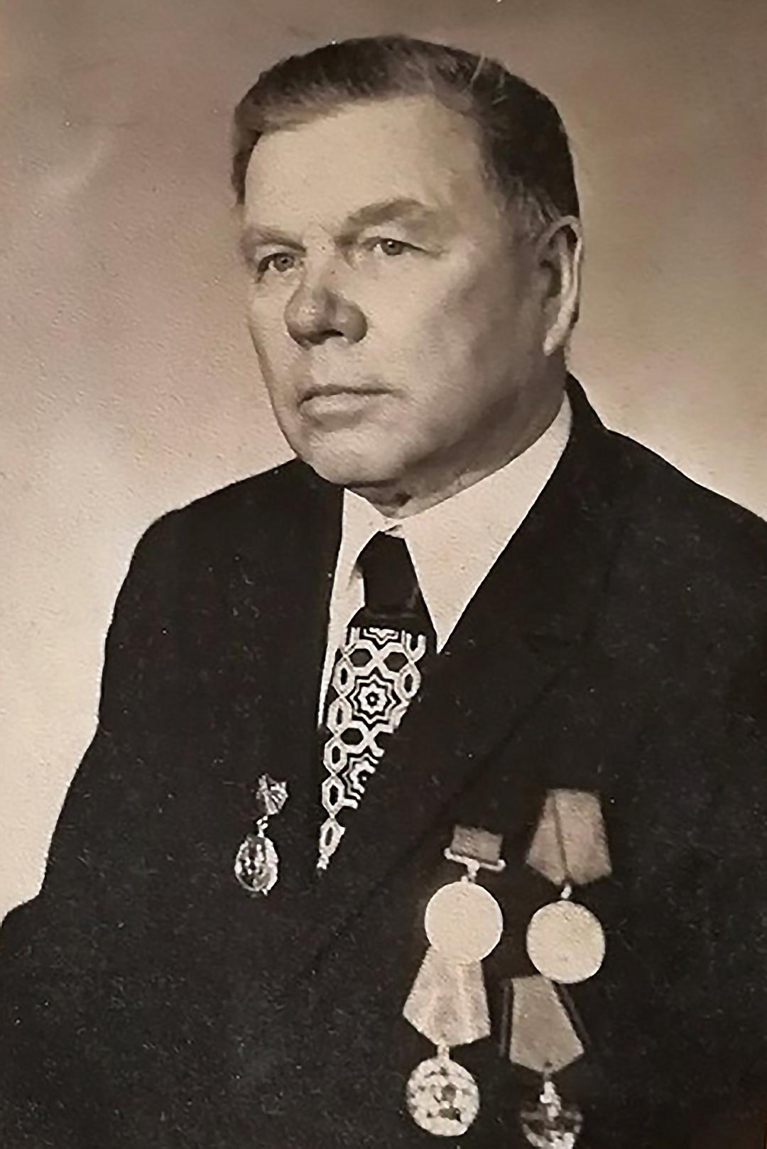 Артёмов Фёдор Иванович