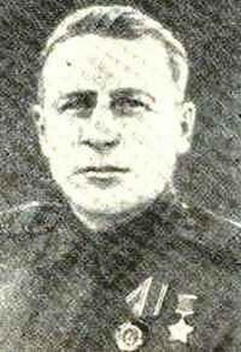 Пургин Кузьма Степанович