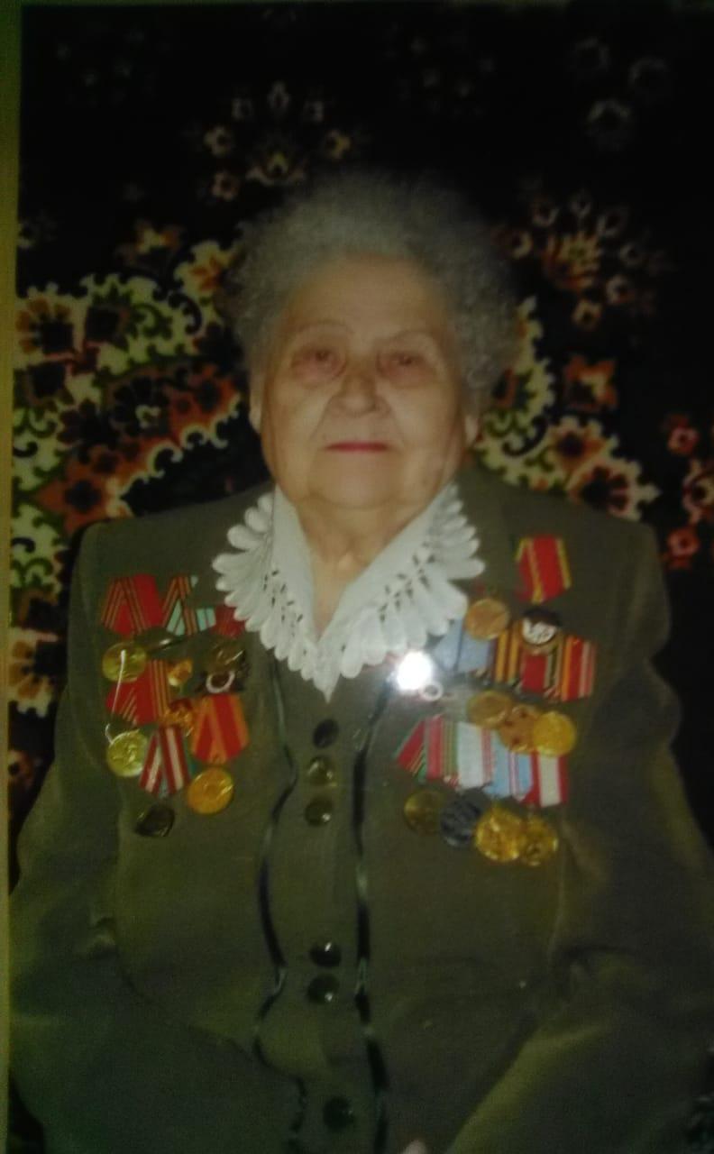 Киселева Надежда Григорьевна