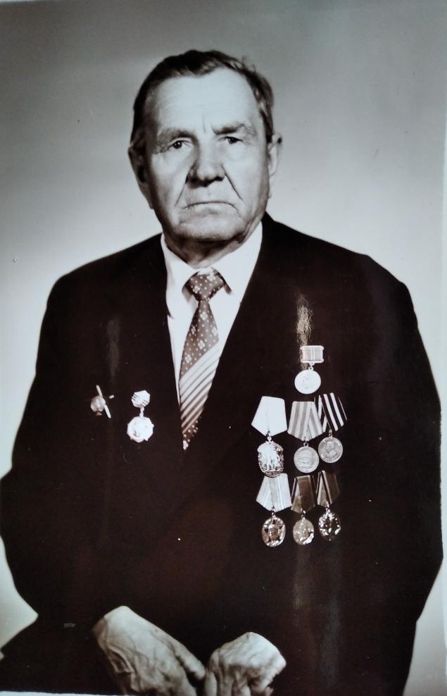 Леонтьев Василий Григорьевич