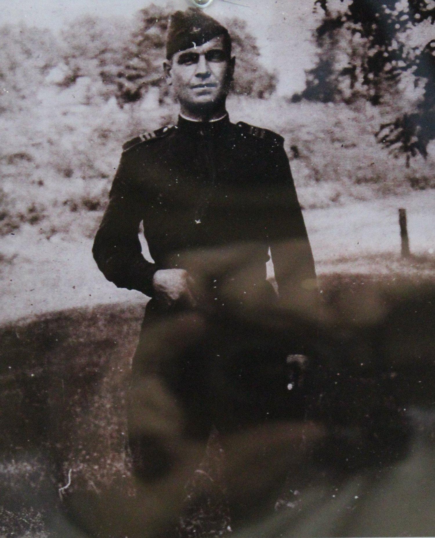 Шамарин Аркадий Захарович