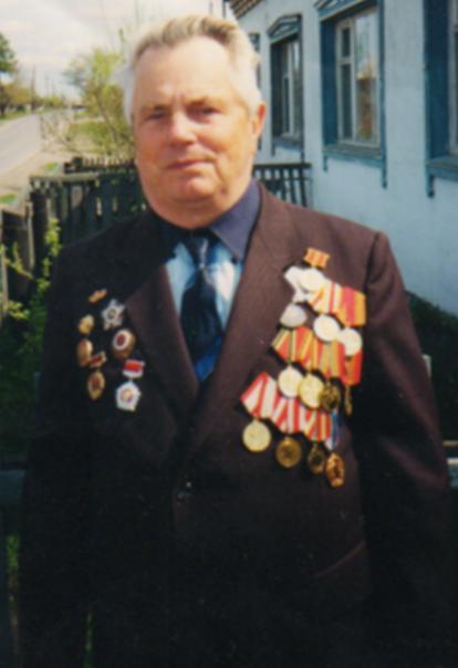 Ракитин Павел Алексеевич