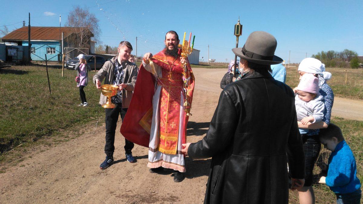 Престольный праздник в  Черемхово