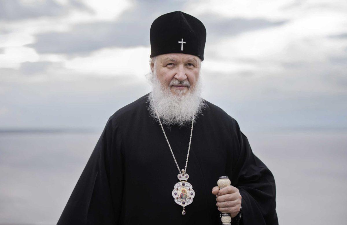 Слово Святейшего Патриарха Кирилла в день 75-летия Победы