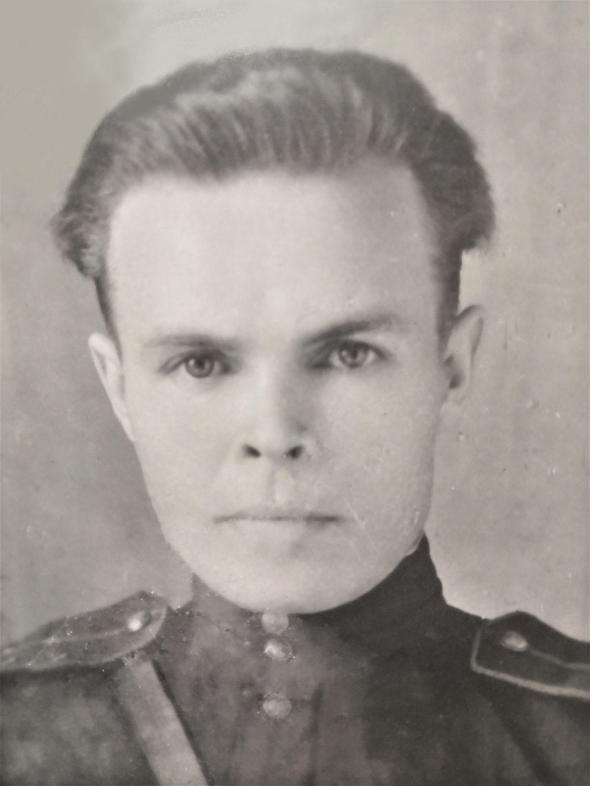 Блиновских Василий Константинович