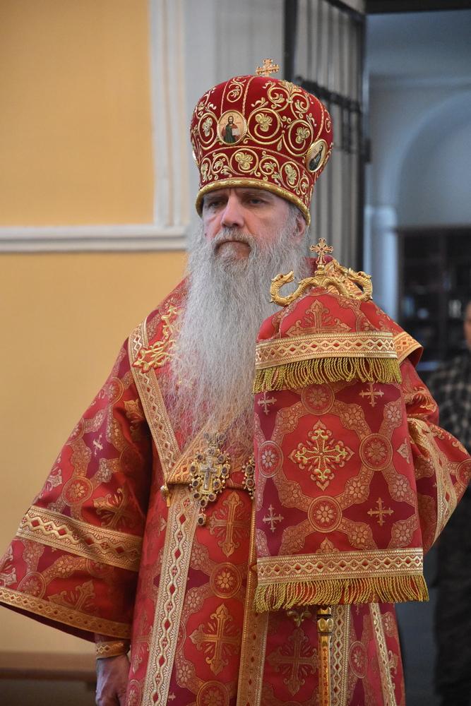 Всенощное бдение в канун дня перенесения мощей святителя Николая Чудотворца