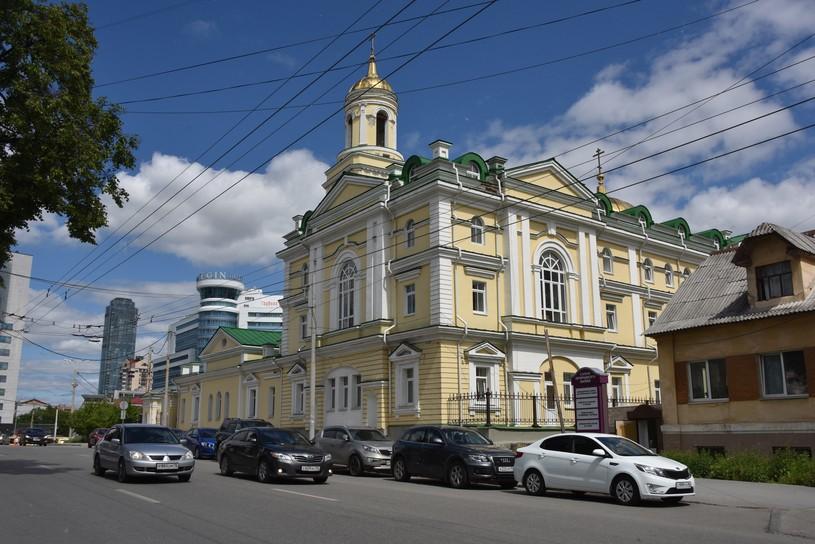 В Екатеринбургской семинарии идёт приём документов от абитуриентов