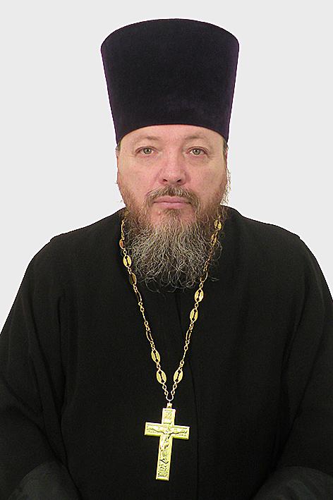 Отошел ко Господу протоиерей Вячеслав Тройнин