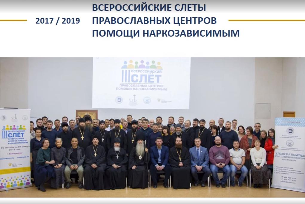 Смотрите фотоальбом «2017-2019. Всероссийские слёты православных центров помощи наркозависимым»