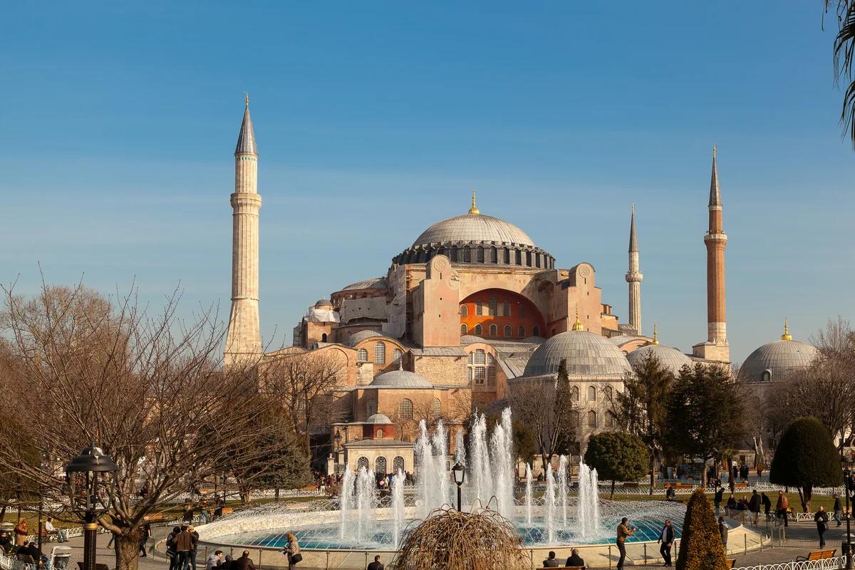 Священный Синод выступил с Заявлением в связи с решением властей Турции о пересмотре статуса храма Святой Софии