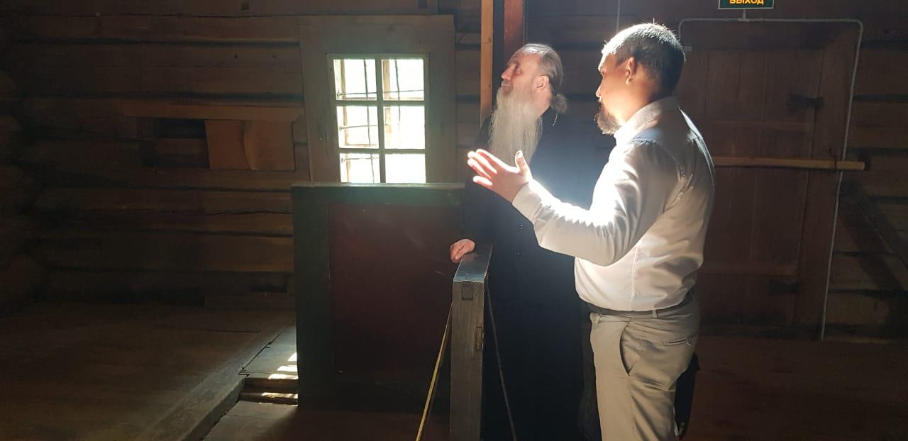 Экспертная поездка епископа Мефодия в центры помощи наркозависимым при поддержке Фонда Президентских Грантов продолжается