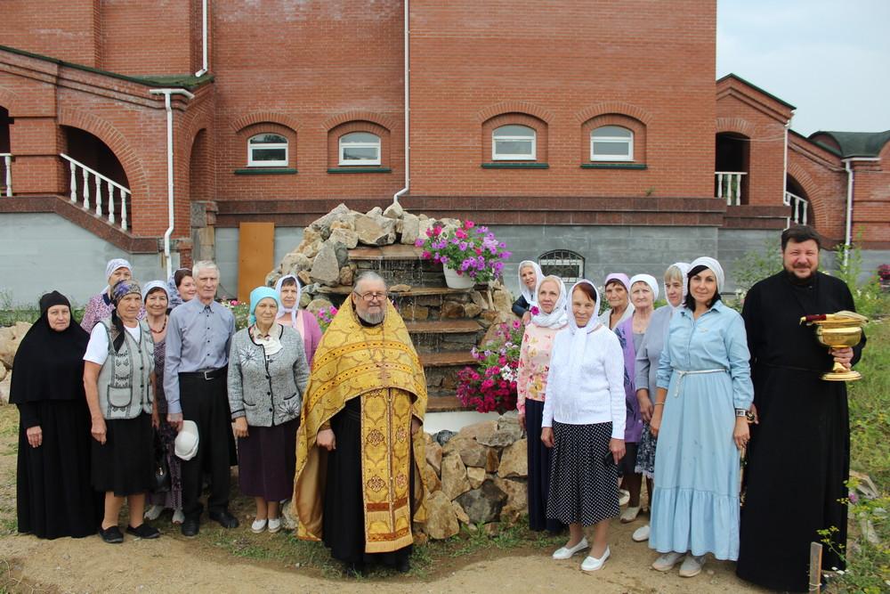 Отметили день Крещения Руси