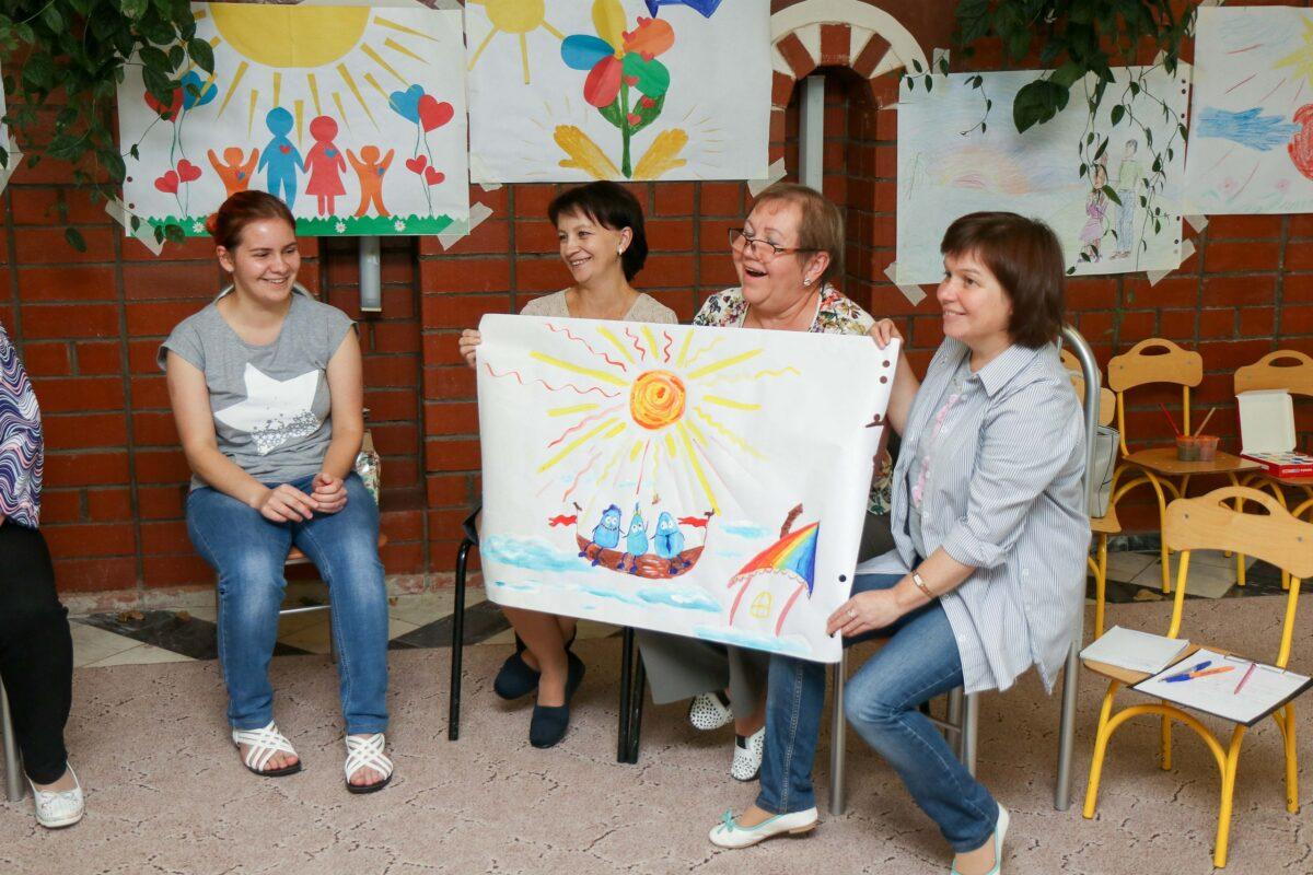 Вторая группа воспитателей завершила обучение