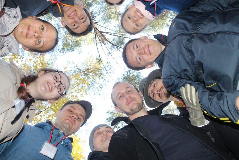 Осенний слёт православной молодёжи