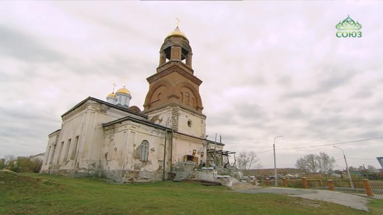 Покровское – этот топоним один из самых распространенных на территории нашей страны (Репортаж ТК «Союз»)