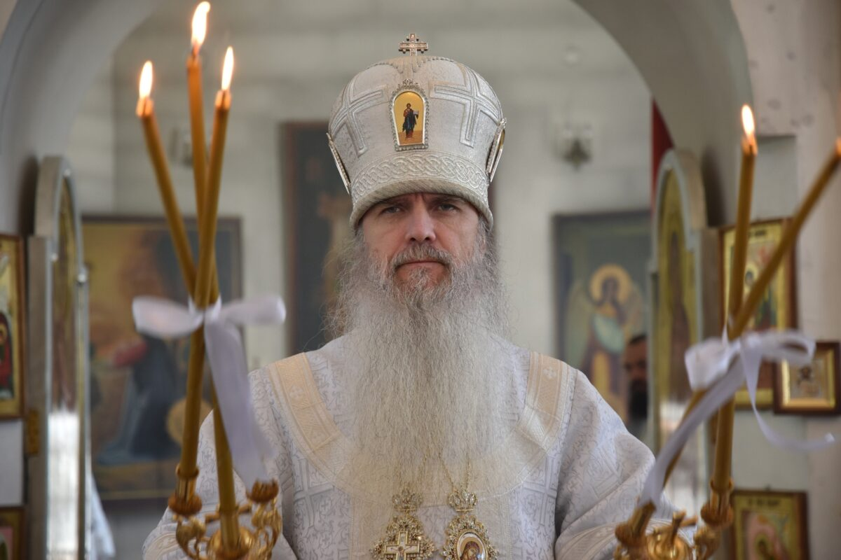 Рождественское послание Преосвященнейшего Мефодия, епископа Каменского и Камышловского