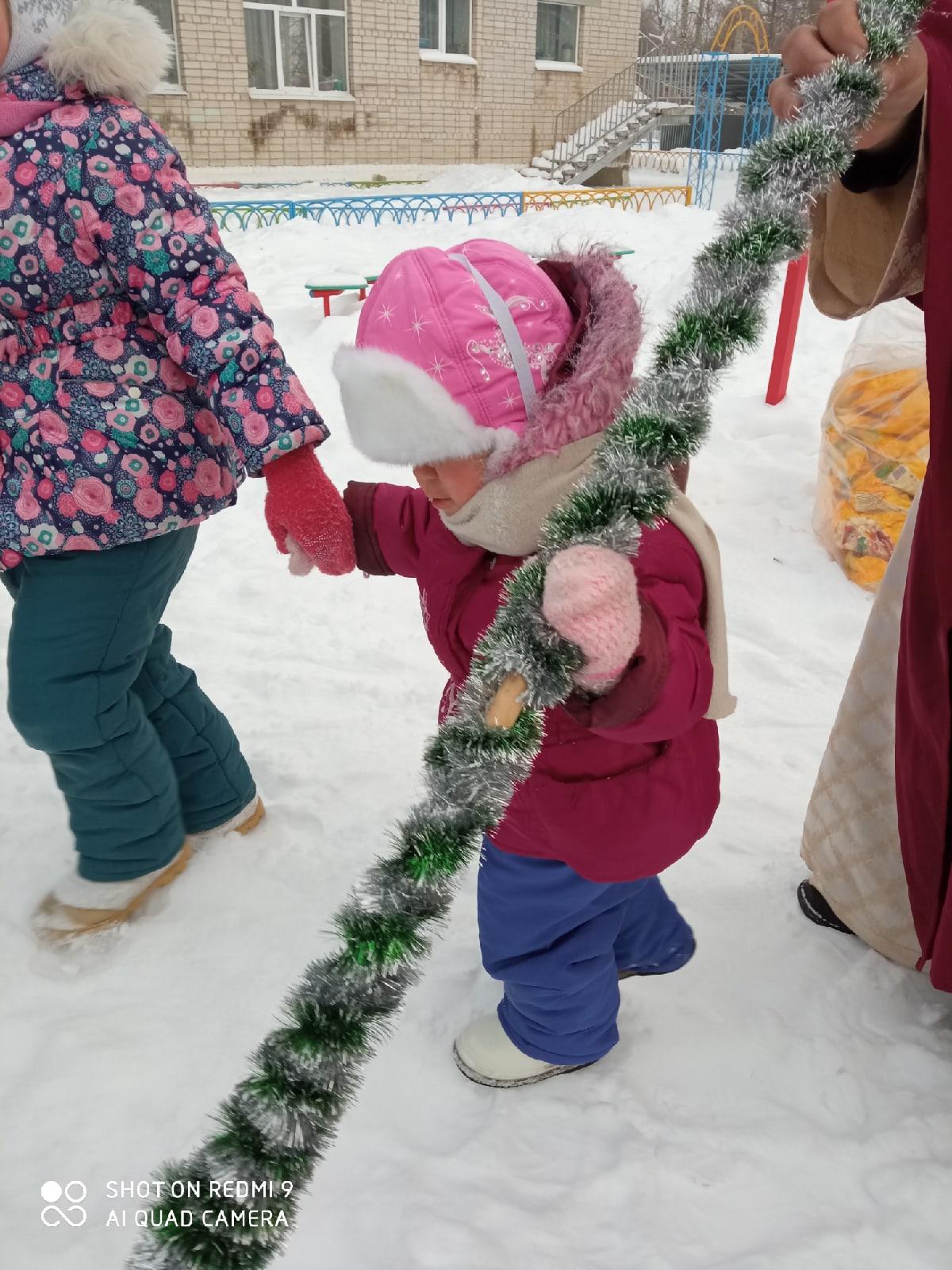 Благотворительная акция «Подари радость на Рождество»