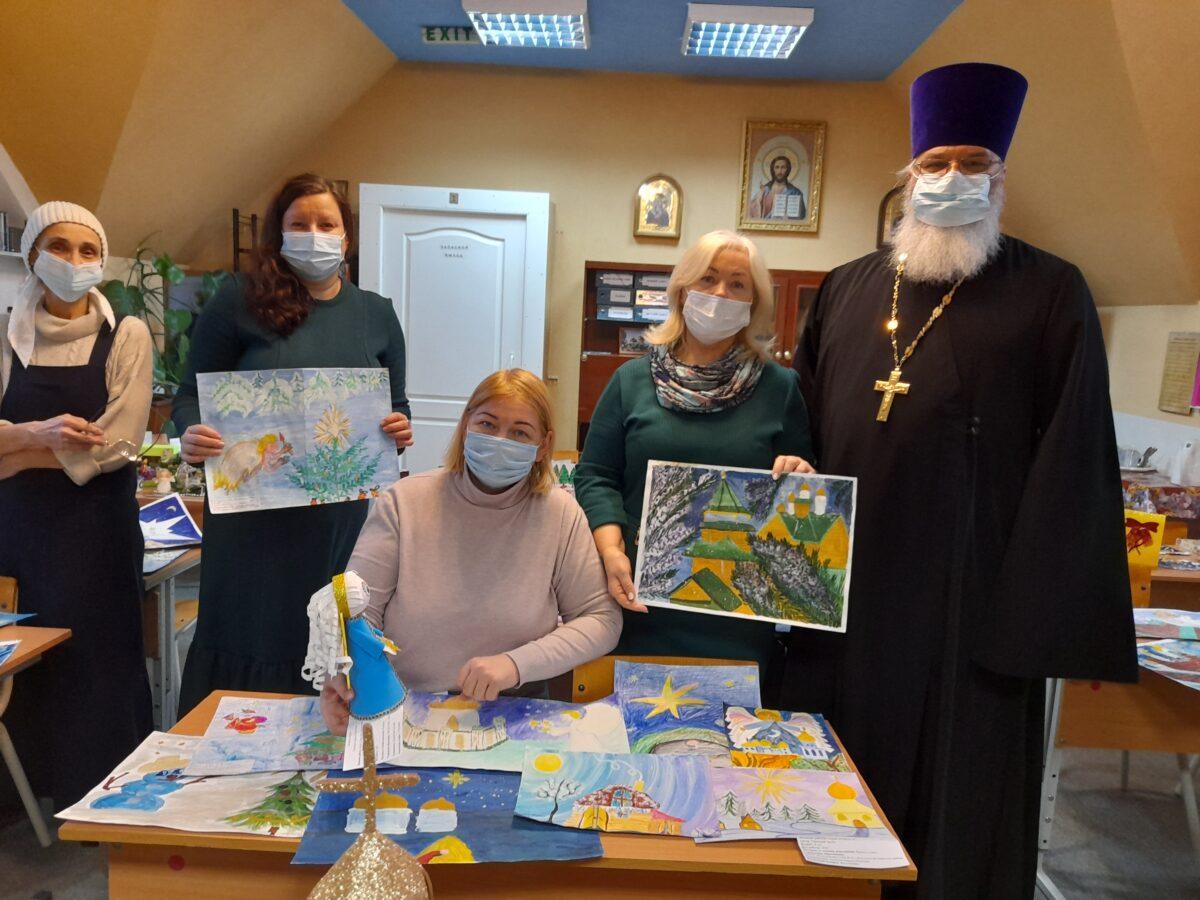 В Асбесте подведены итоги конкурса детского творчества «Свет Рождественской звезды»