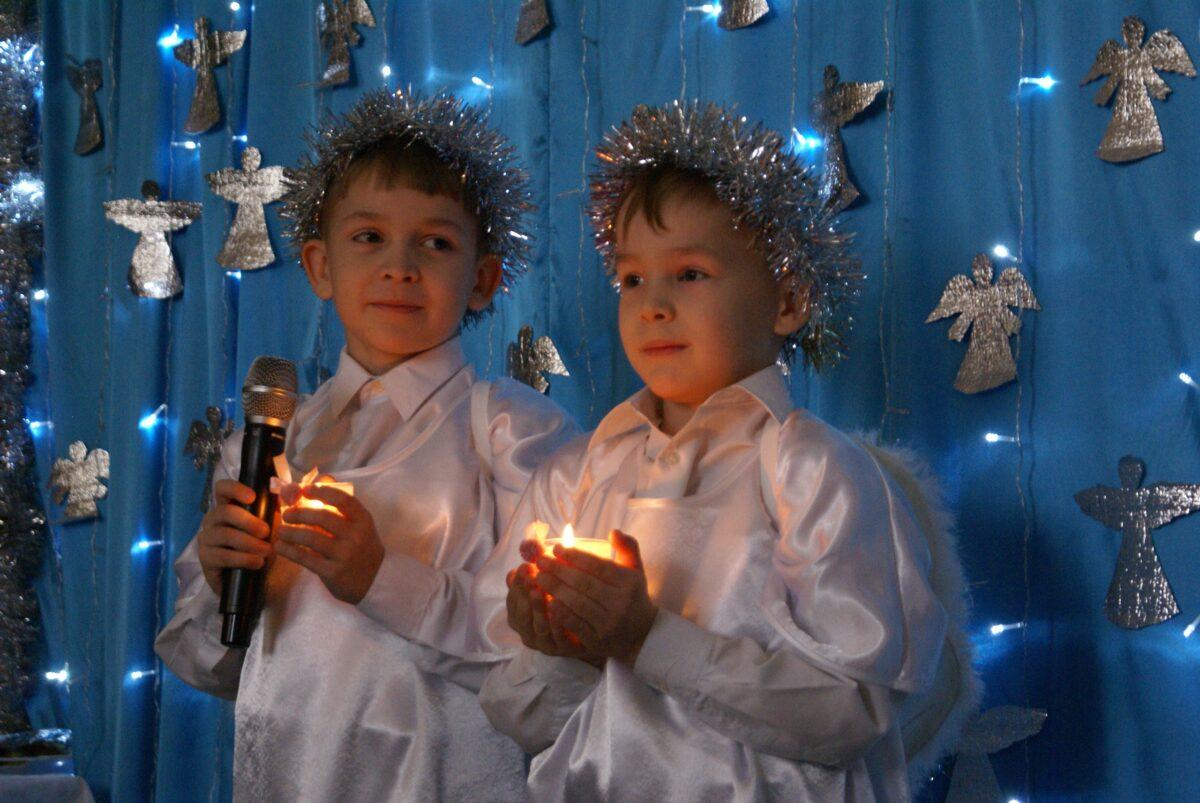 Рождественский утренник в воскресной школе Троицкого собора