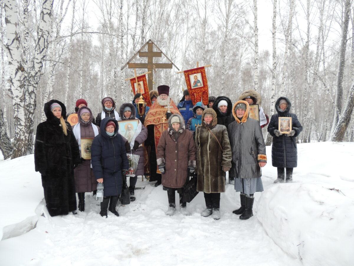 В честь новомучеников и исповедников