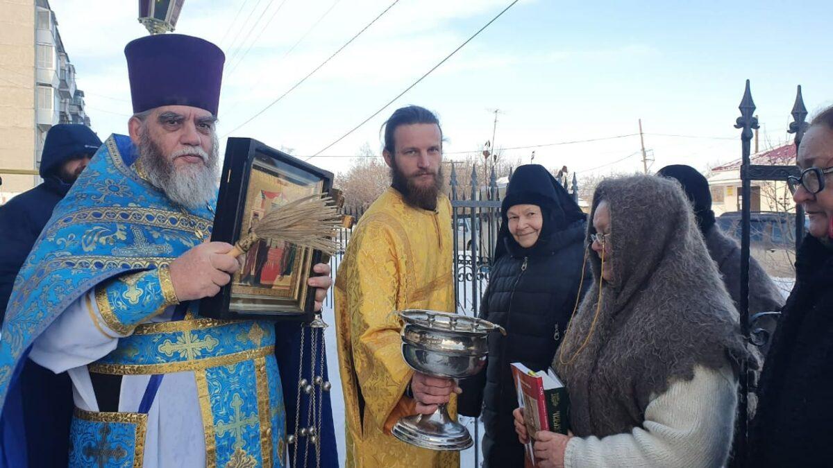 Престольное торжество в Покровском женском монастыре