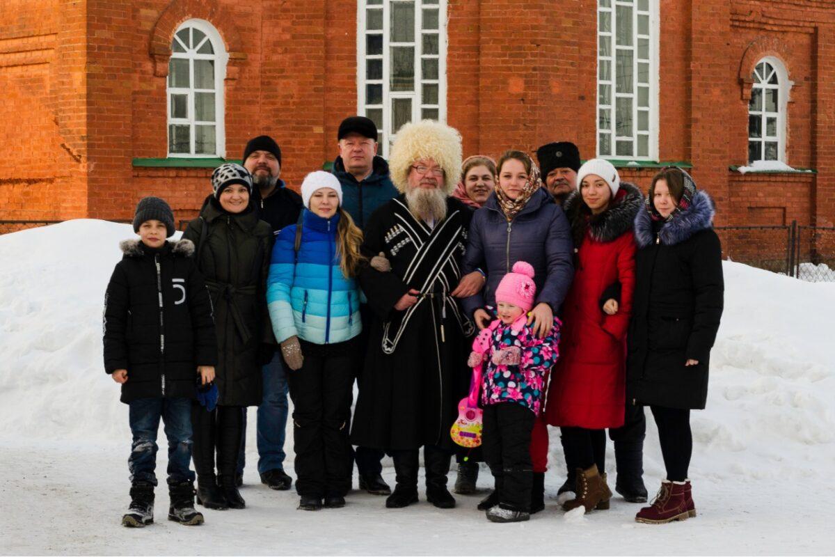 Протоиерей Евгений Таушканов проведет встречу с молодежью епархии