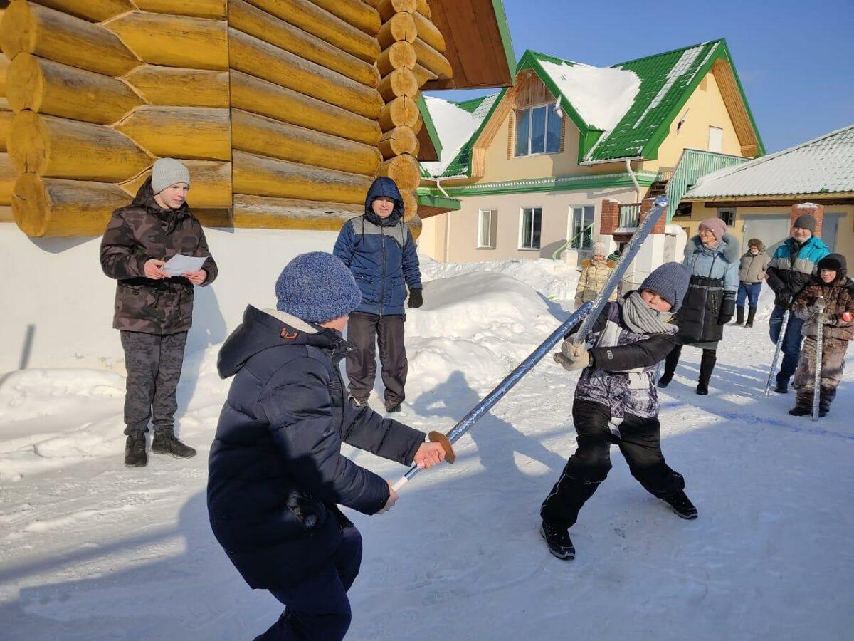 В Асбесте прошли спортивные игры «Путешествие дружины Александра Невского»