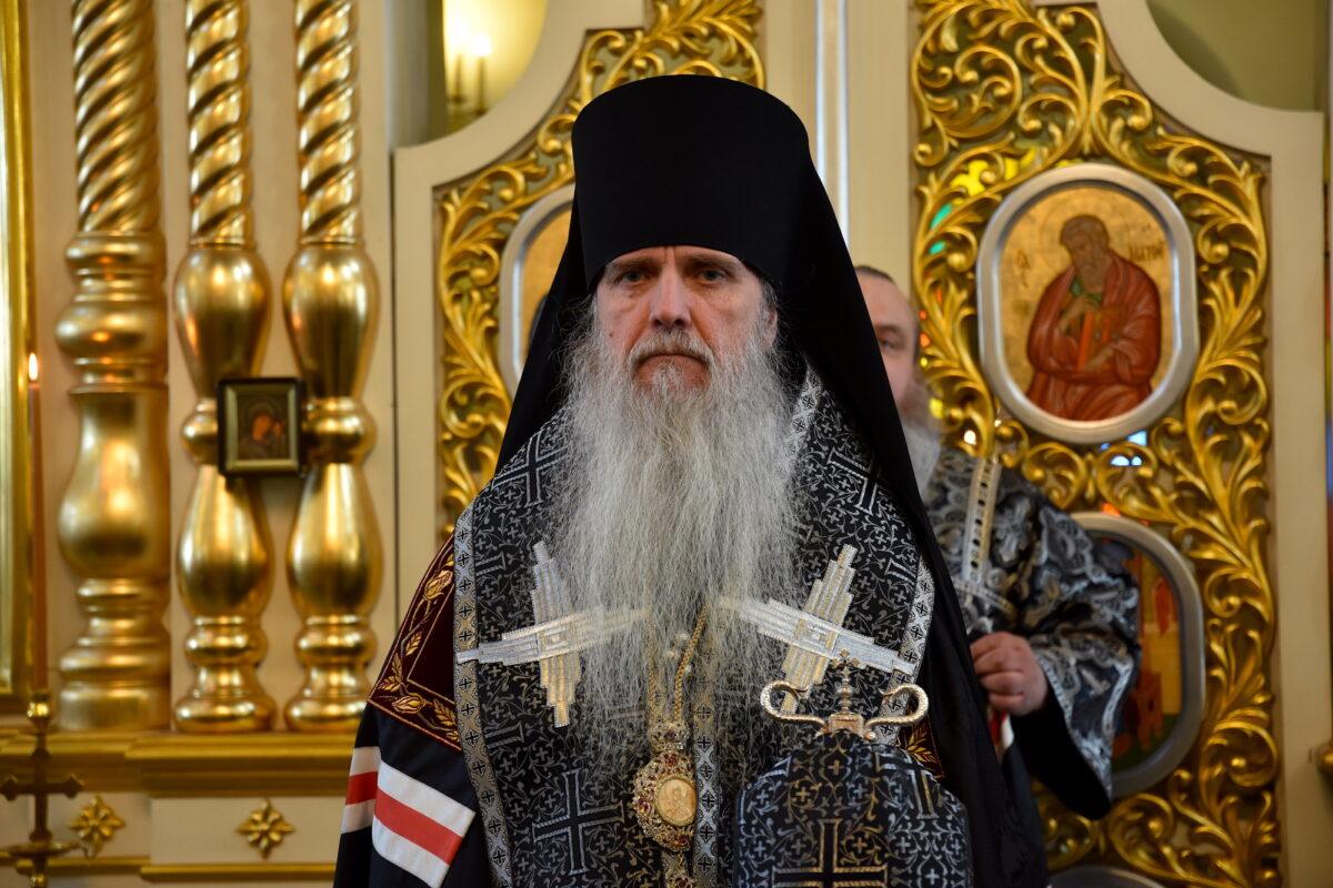 Опубликовано расписание архиерейских богослужений на первую седмицу Великого поста