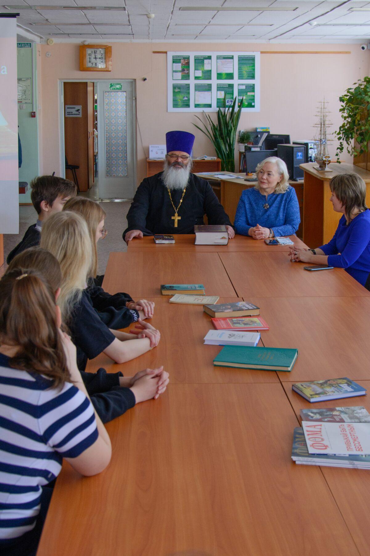 Православная литература в жизни современного человека