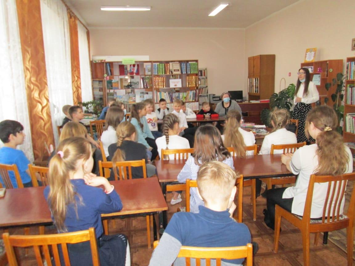 Творческая встреча с Анной Кобелевой в детской библиотеке №14