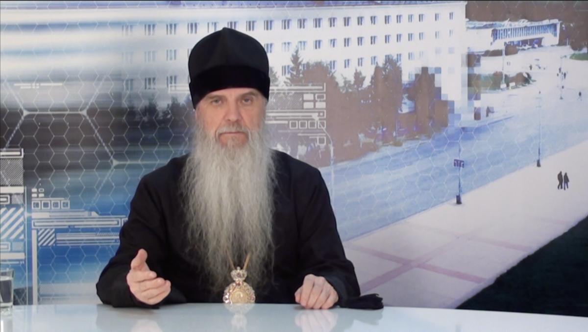 Епископ Каменский и Камышловский Мефодий принял участие в телепрограмме «Визит» на телеканале РИМ ТВ