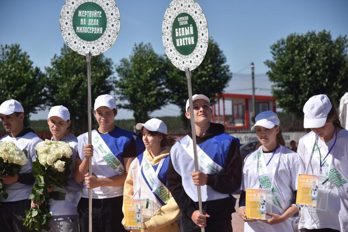 Более 200 тысяч рублей удалось собрать на помощь многодетным семьям