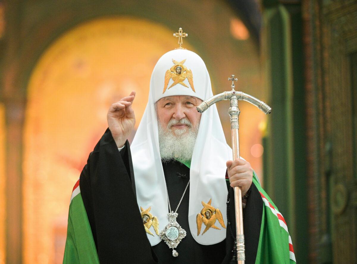 Обращение Святейшего Патриарха Кирилла к участникам крестных ходов с мощами благоверного князя Александра Невского