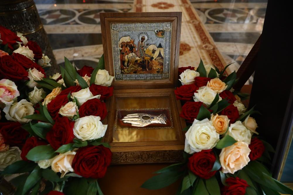 23 июня в Каменск-Уральский прибывают мощи св. Александра Невского