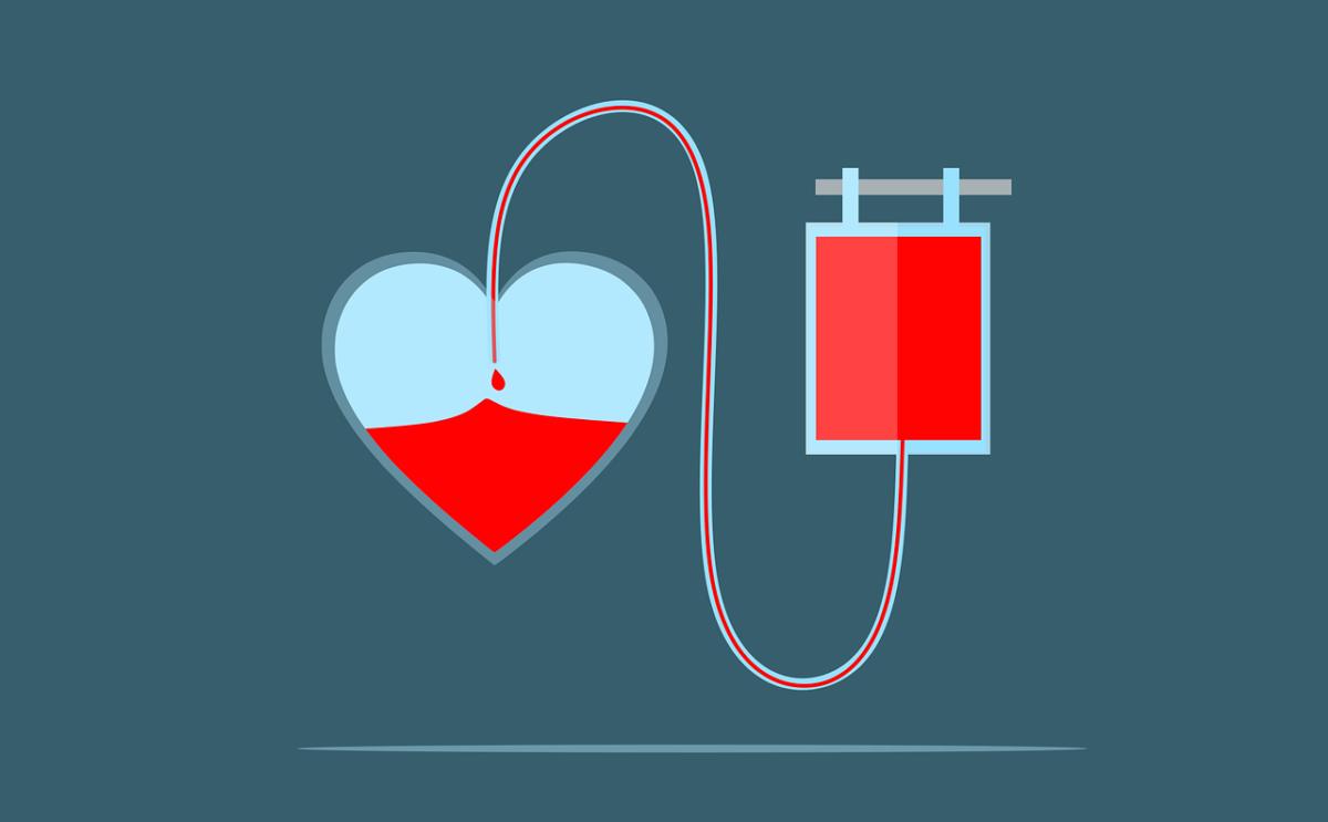 С Всемирным днем донора крови!
