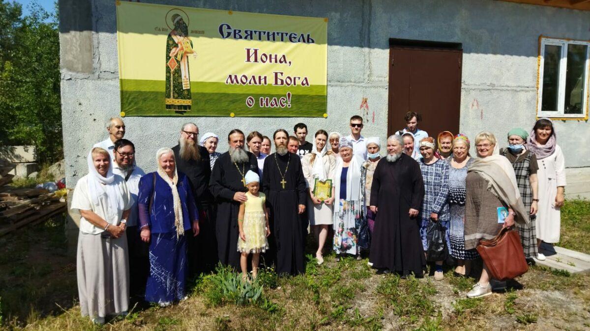 Престольный праздник в р.п. Верхнее Дуброво