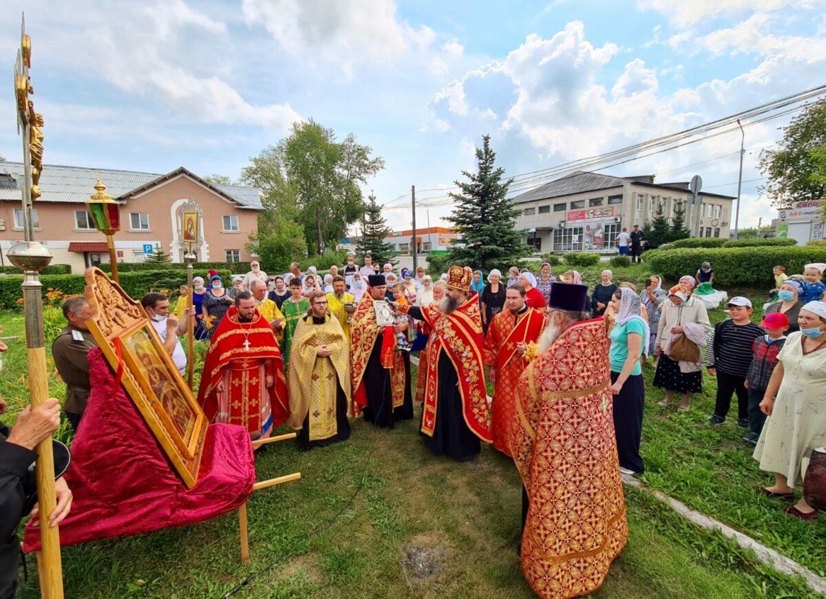 Почтили память священномученика Константина Лебедева