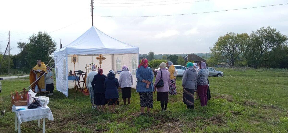 Продолжаются миссионерские поездки в рамках проекта «Стопами апостолов по Каменской епархии»