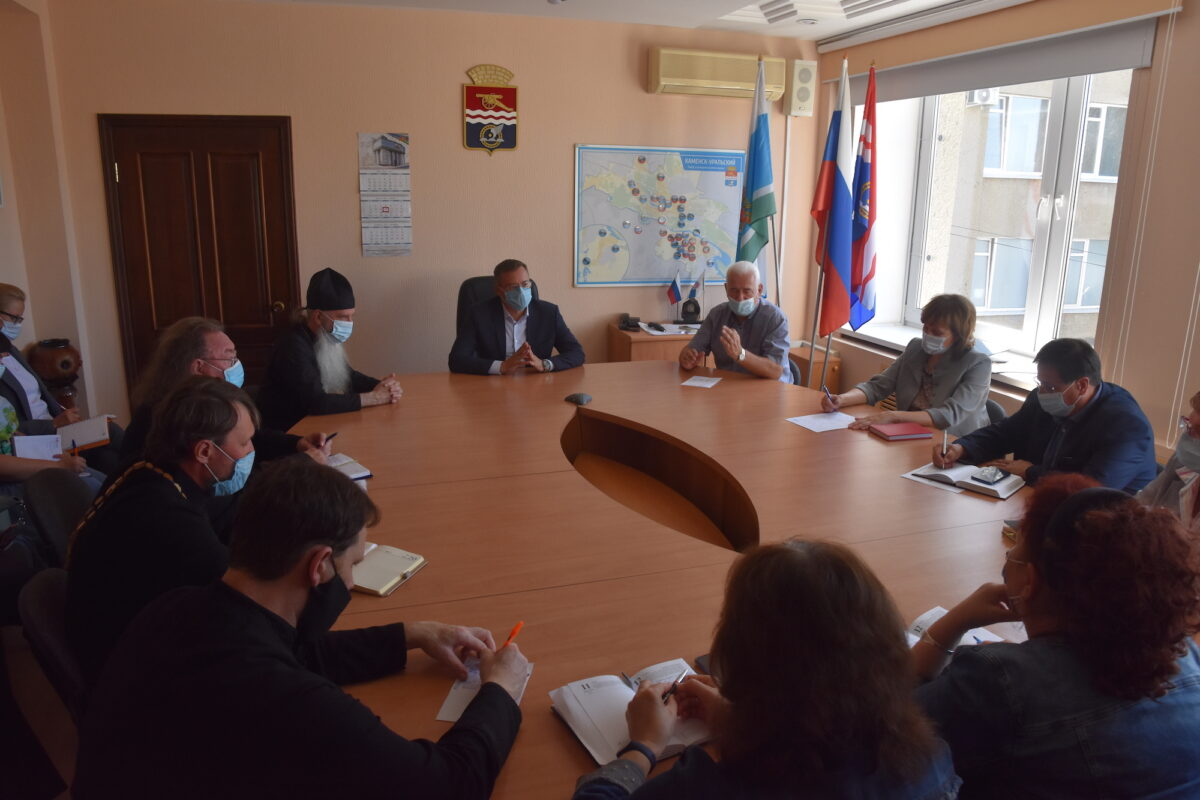 Подготовка ко дню памяти св. Александра Невского