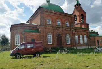 Приход в селе Малобрусянское, где помогают наркозависимым, начал новый проект при поддержке Фонда президентских грантов