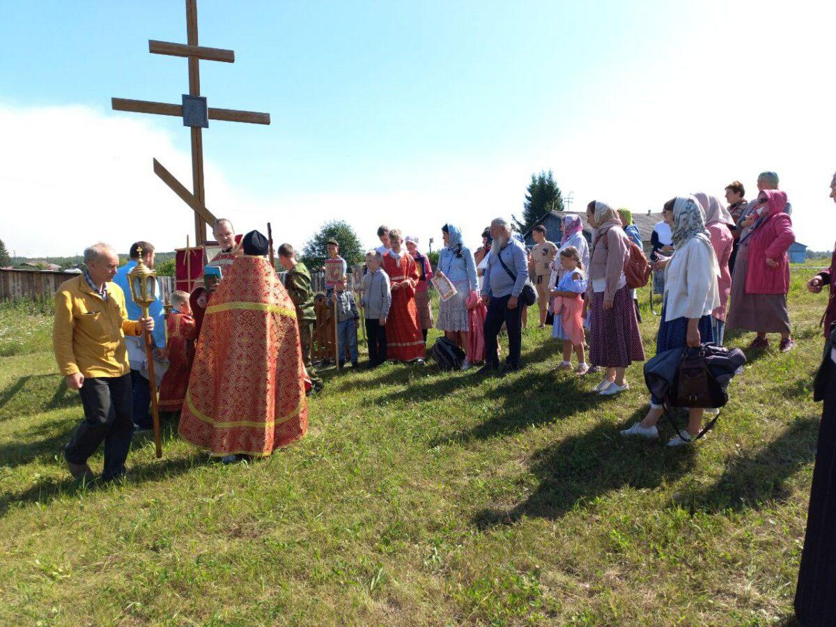 Почтили память священномученика Владимира Холодковского